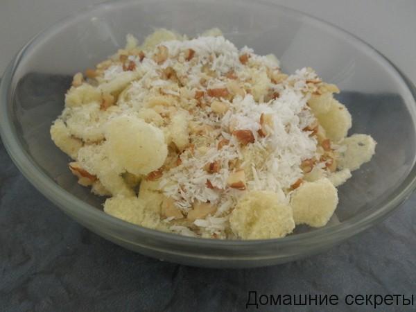 Конфеты домашние рецепт