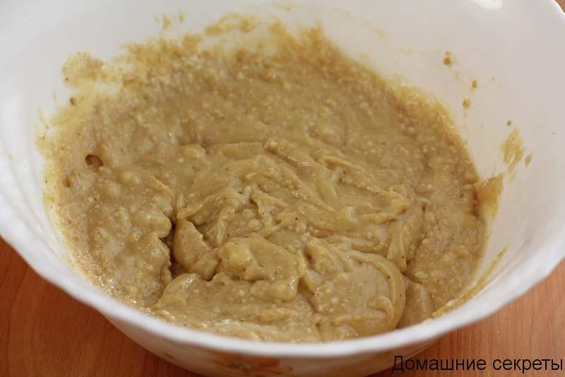 Арахисовое печенье на сливочной карамели 06