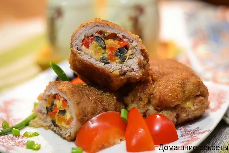 Блюда из свинины в духовке