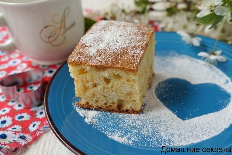 Рецепт творожного кекса в духовке