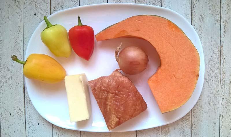 суп -пюре ингредиенты