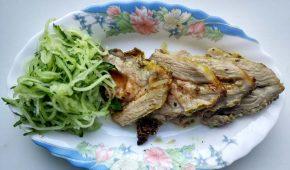 Миниатюра к статье Рецепт свинины в духовке