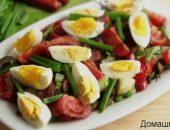 Легкие салаты - рецепт с фото